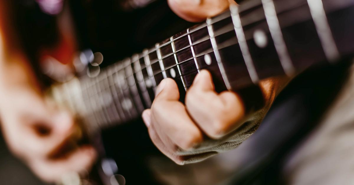 Die E-Gitarre ist eines der beliebtesten Instrumente. Foto: pixabay.