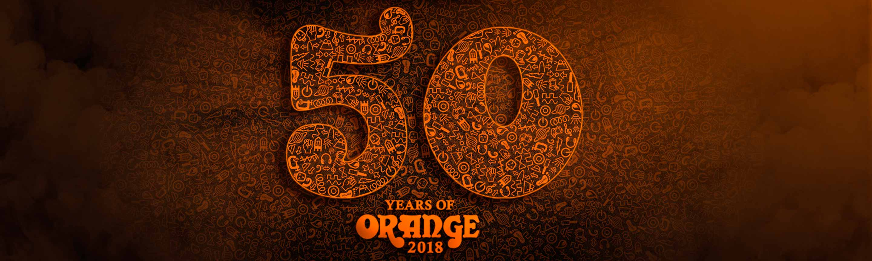 50 Jahre Orange Amps
