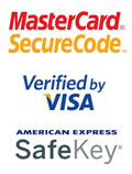 MasterCard SecureCode / Verified by Visa / American Express SafeKey