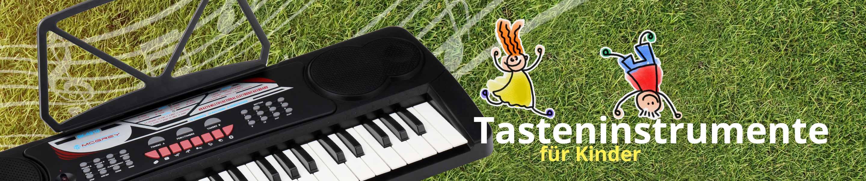 Tasteninstrumente für Kinder