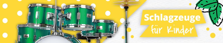 Tolle Schlagzeuge für Kinder