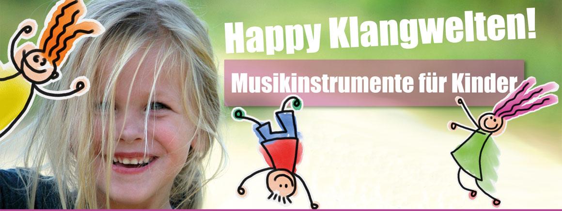 Mit diesen tollen Instrumenten macht Kindern das Musizieren richtig viel Spaß!