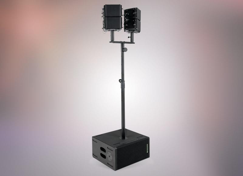Pronomic V-Array Compact-Wide Set