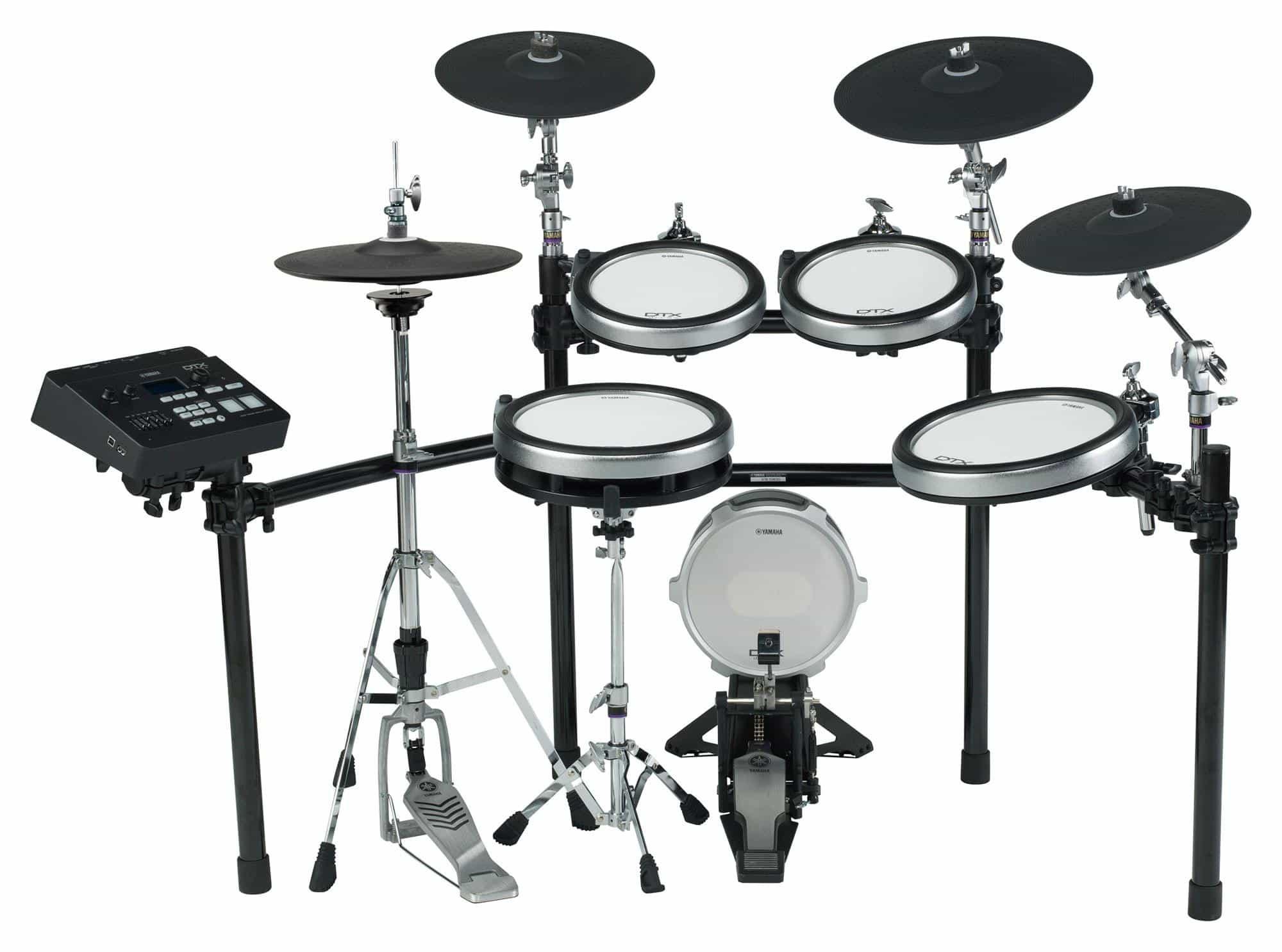 Yamaha DTX760k E Drum Set