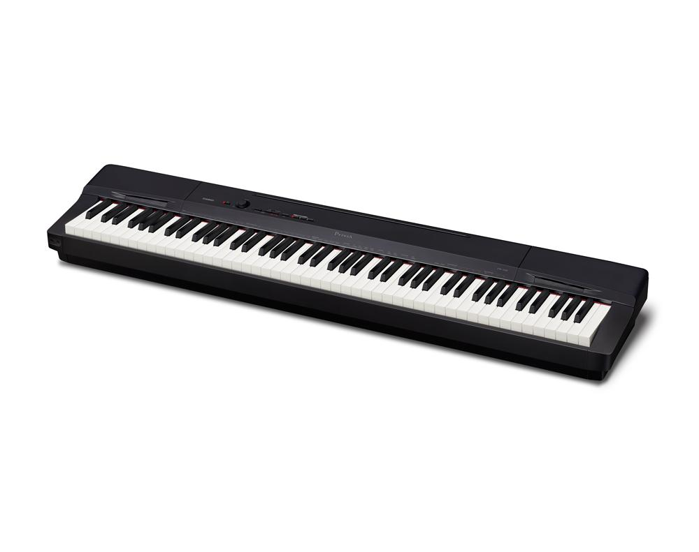 Casio Privia PX-160 BK Portable Piano schwarz