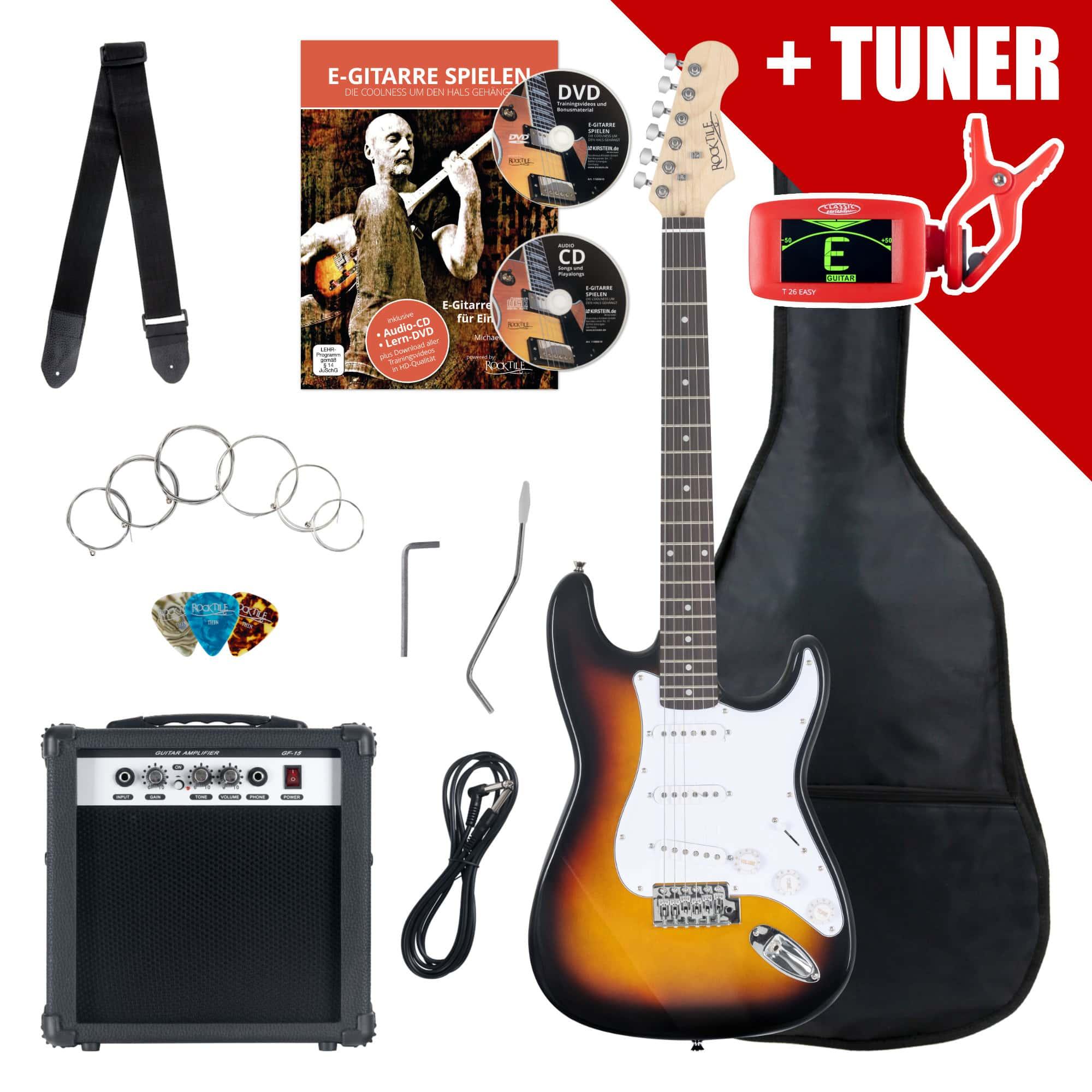 accordatore chitarra gratis da