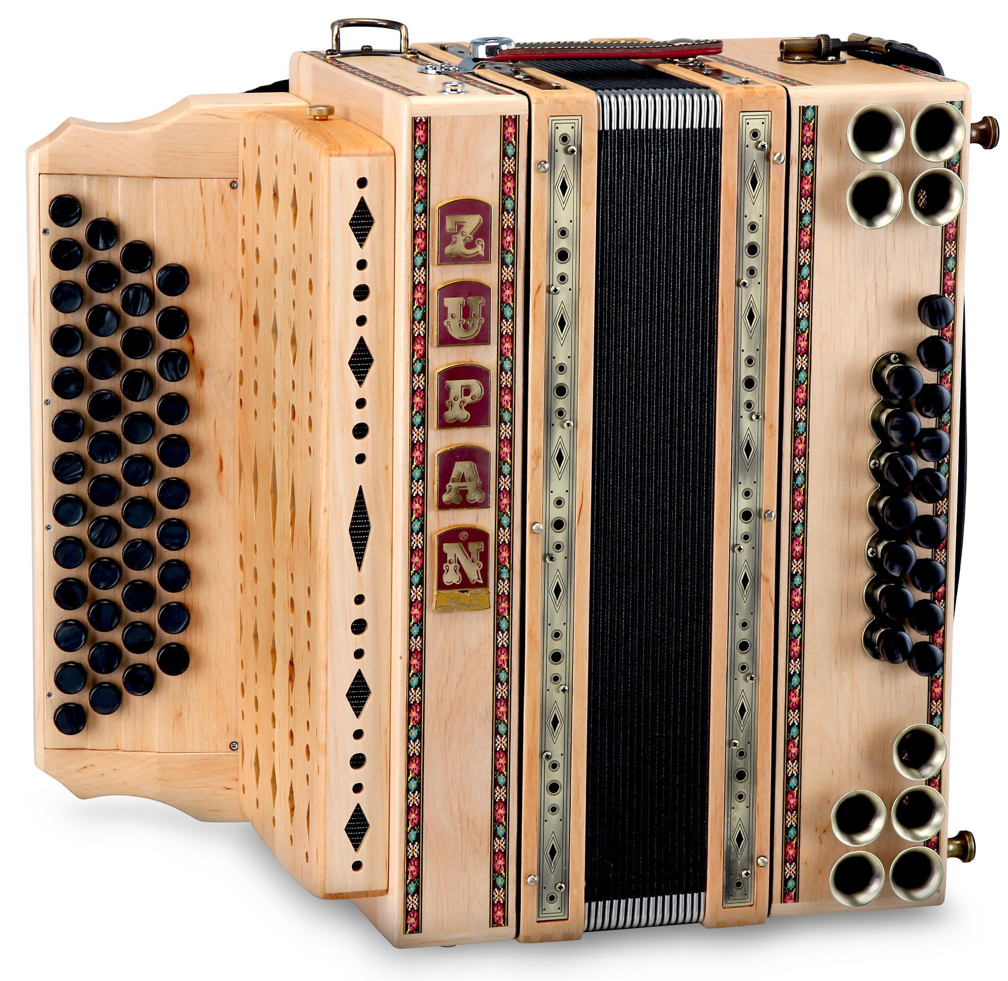 Zupan Eco 4 Iii Harmonika B Es As Des Erle