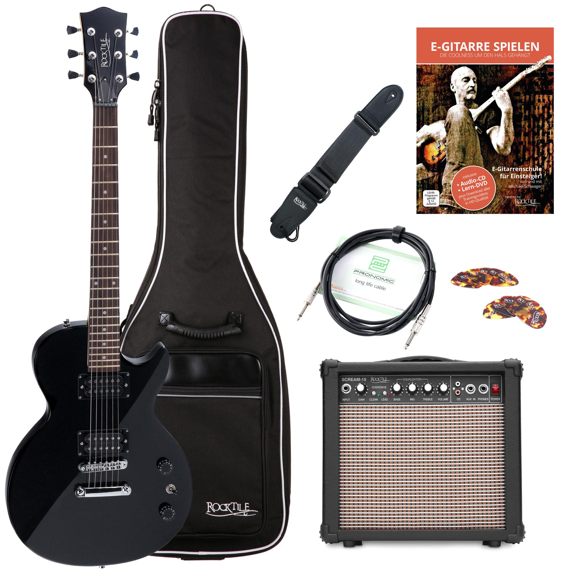 6 stücke Nickel E-gitarre Saiten String Zubehör Silber 009-042
