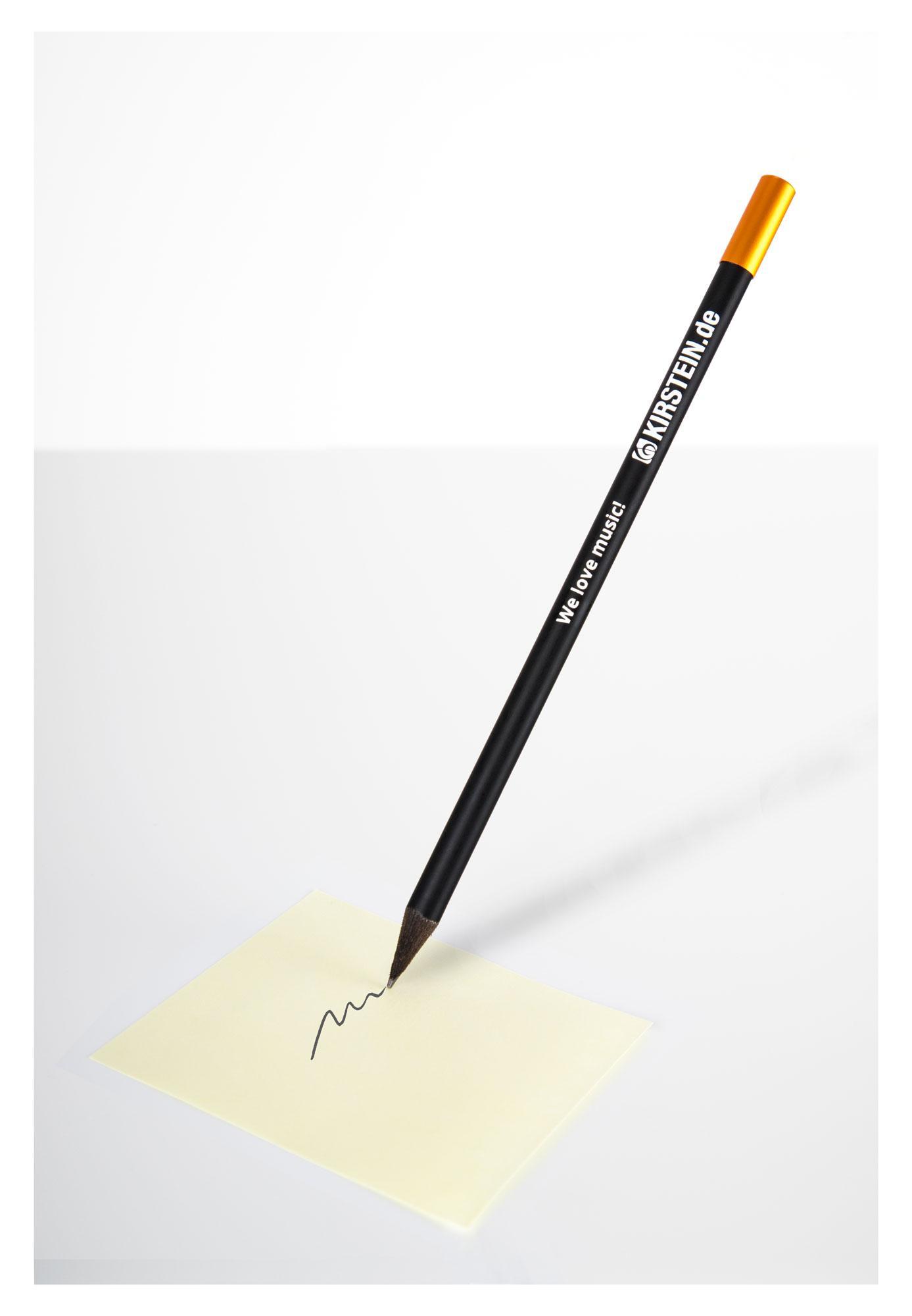 4x Set Kirstein Magnet Bleistift Neodym schwarz Unterricht Probe Stift Zubehör