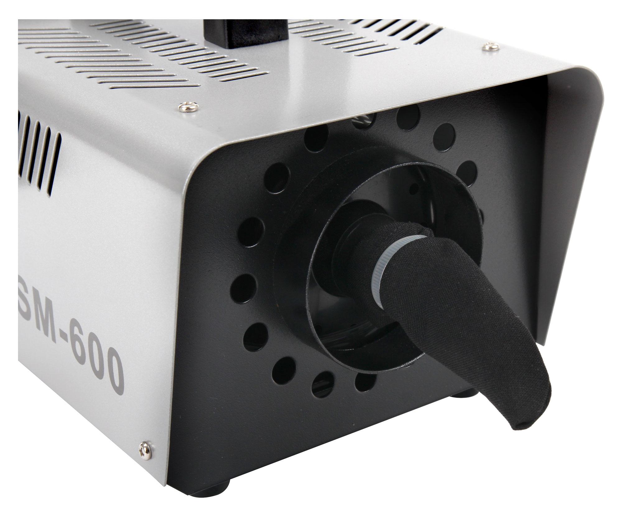 Showlite SM-600 Schneemaschine 600W inkl. Fernbedienung