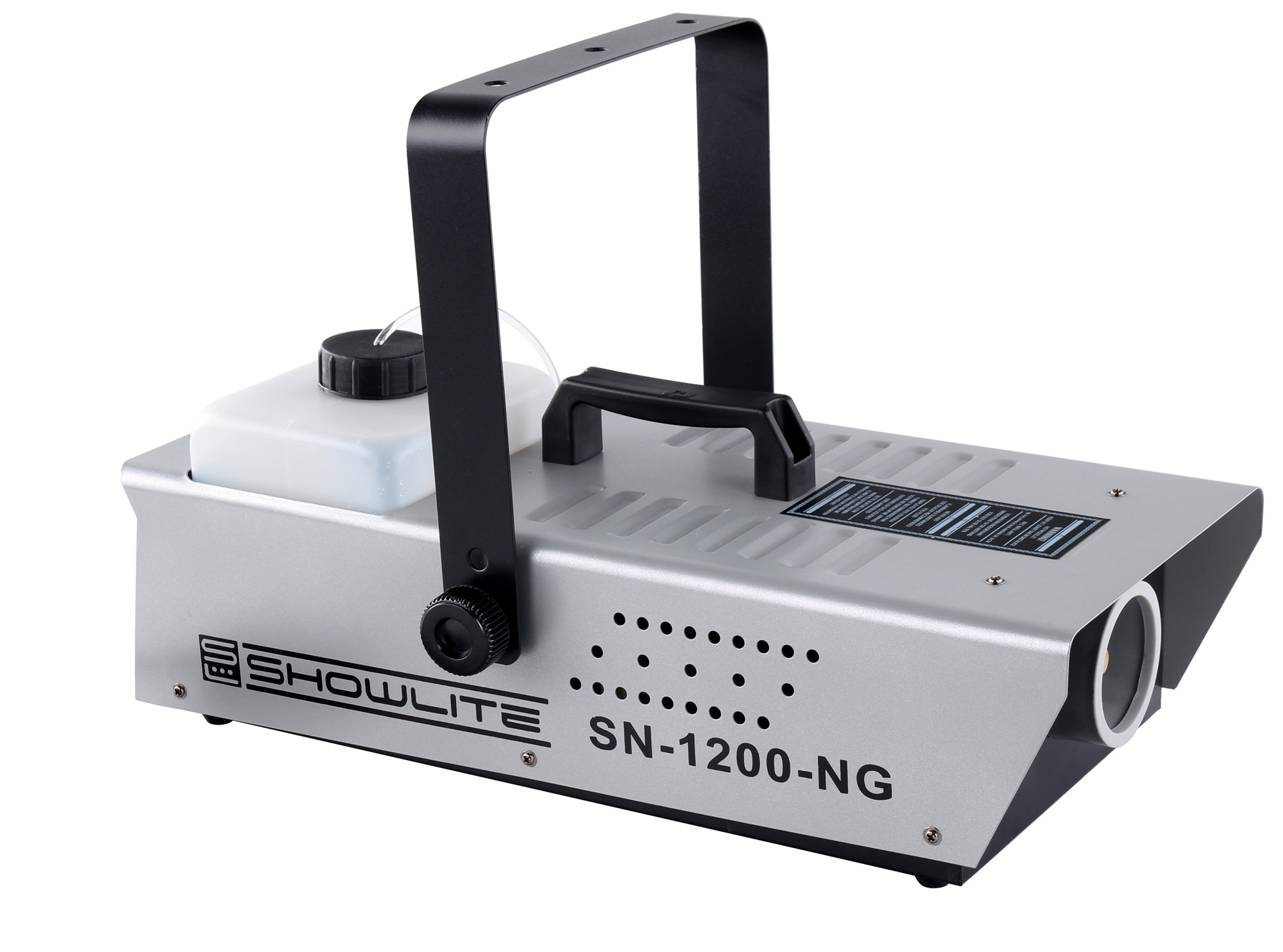 Complete set Showlite SN-1200 Fog machine + 5 L smoke fluid