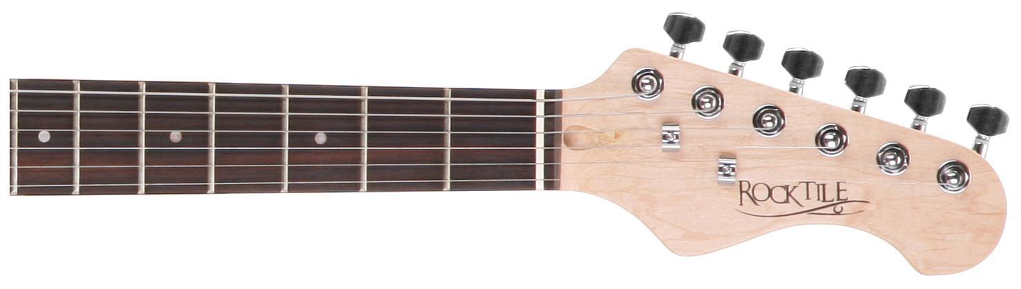 Rocktile Sphere Classic E-Gitarre White