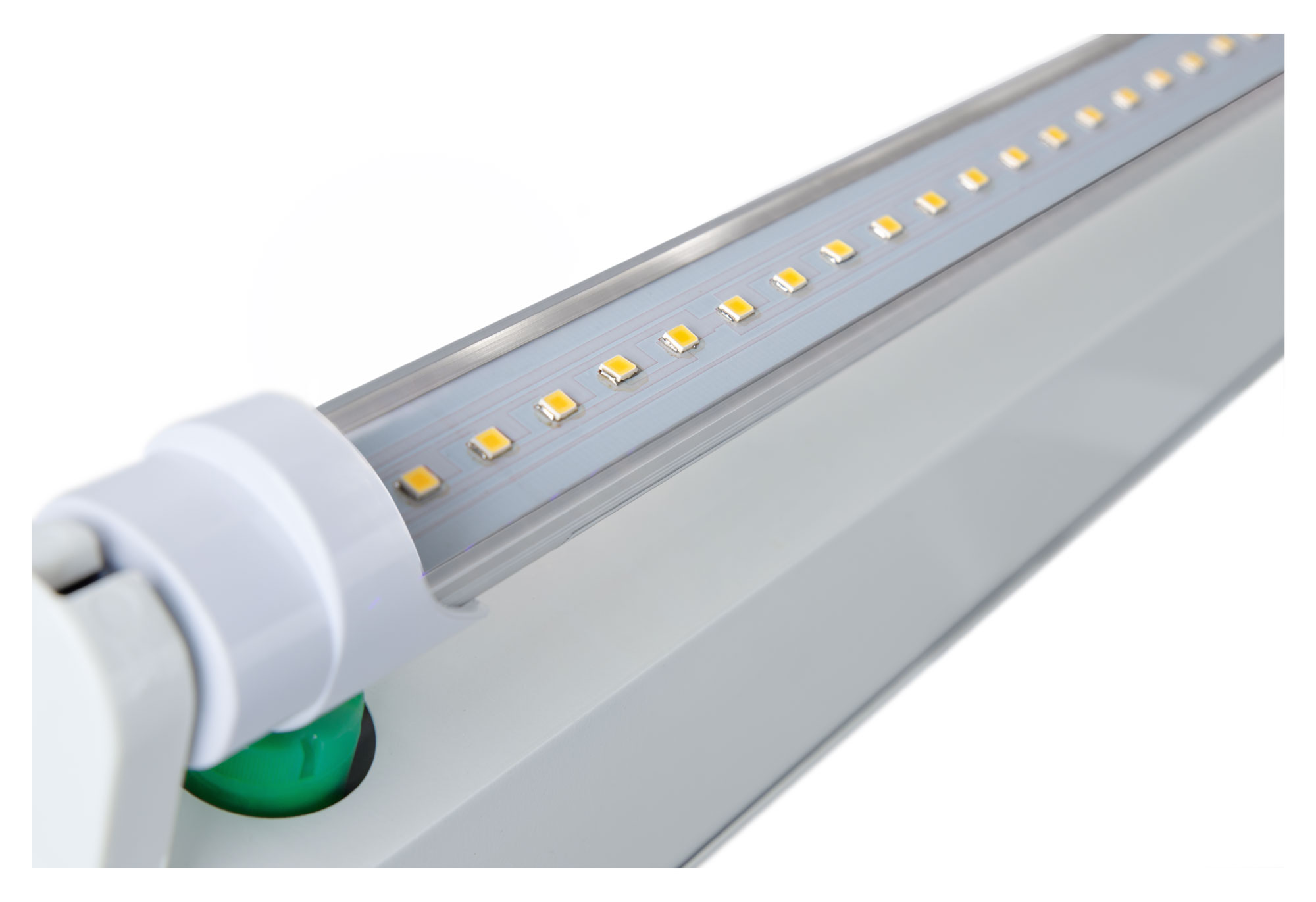 Plafoniera Con Tubo Led : Tubo led showlite 1500mm set di 2