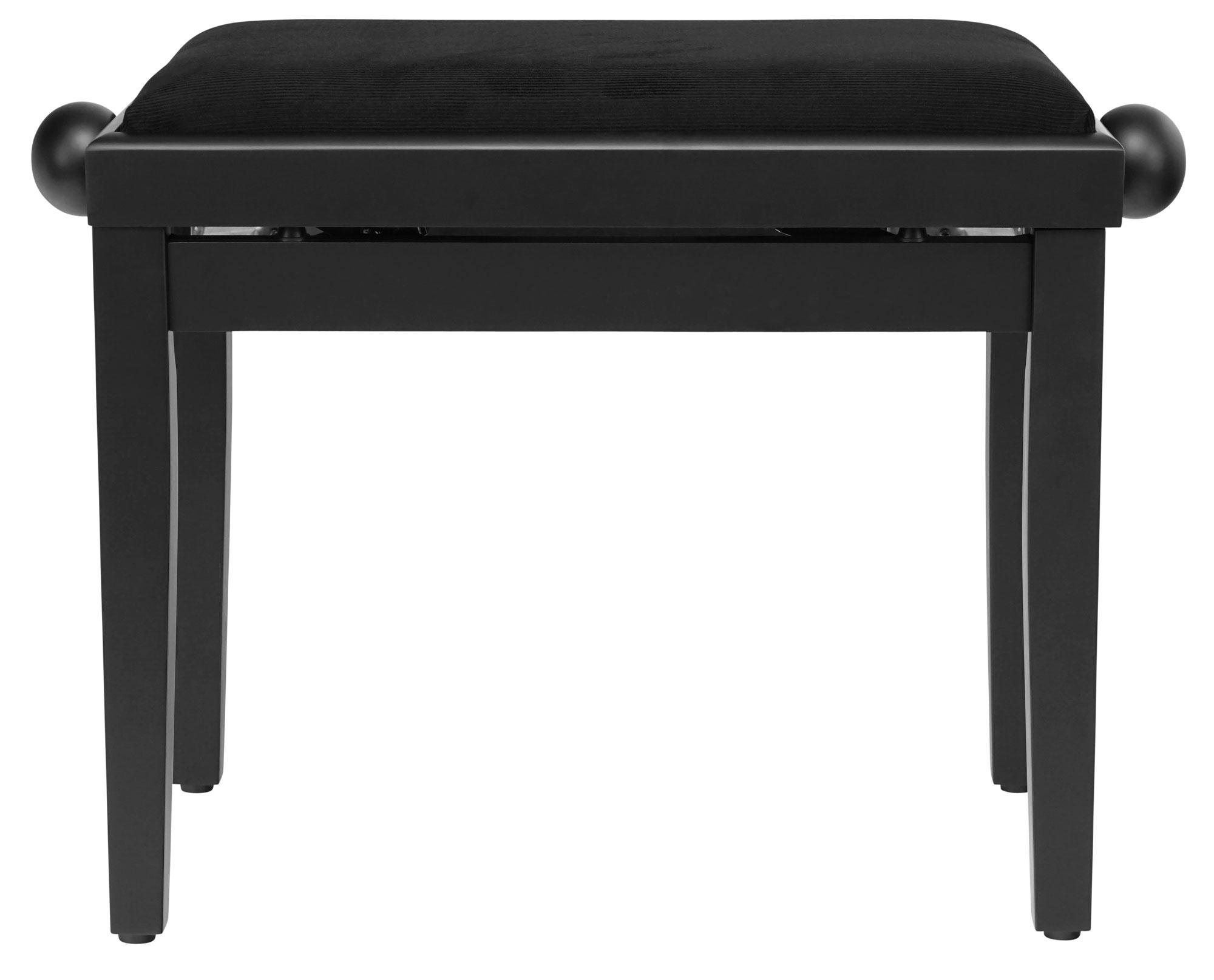 Excellent Classic Cantabile Piano Bench Black Matte Solid Wood Gmtry Best Dining Table And Chair Ideas Images Gmtryco