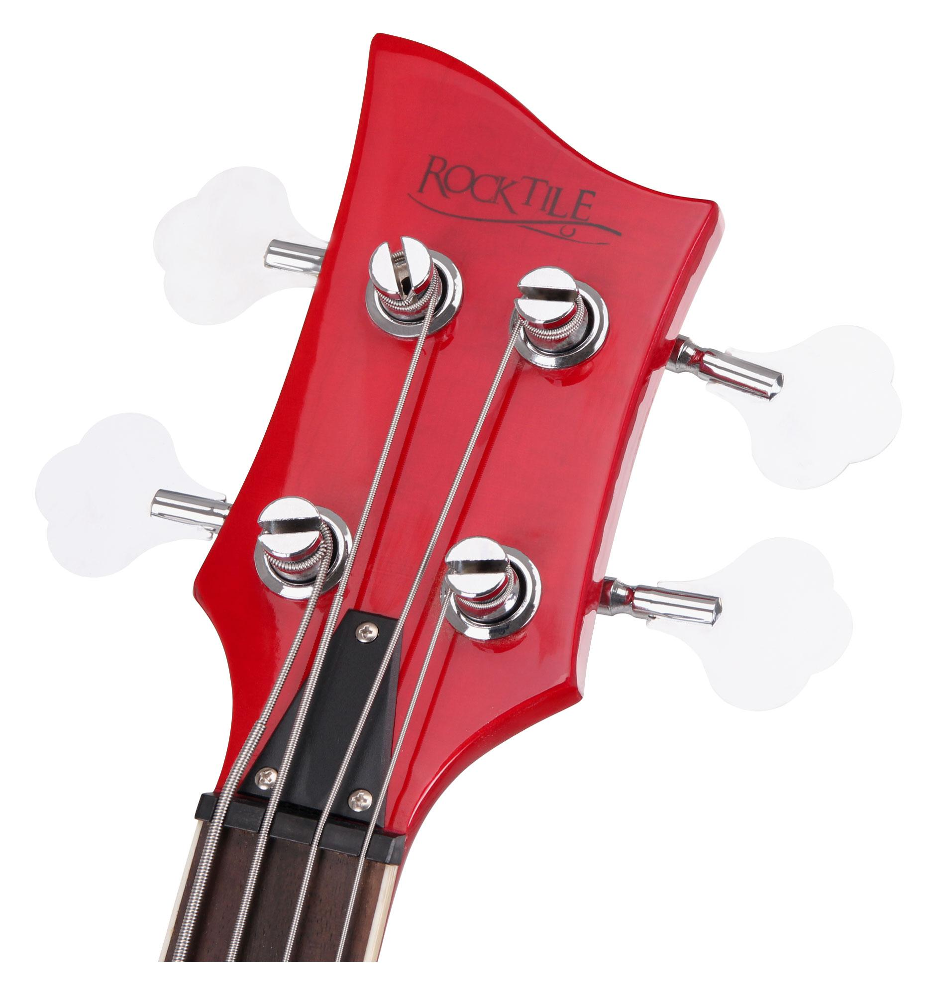 Bass HILLBILLY ROCK STAR Electric Acoustic Solid Brass Guitar Pick