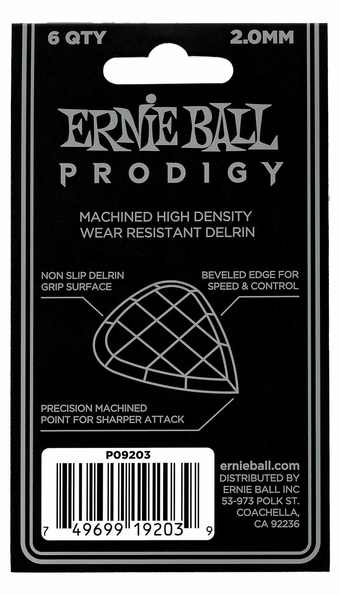 Ernie Ball 9199 Prodigy 1,50