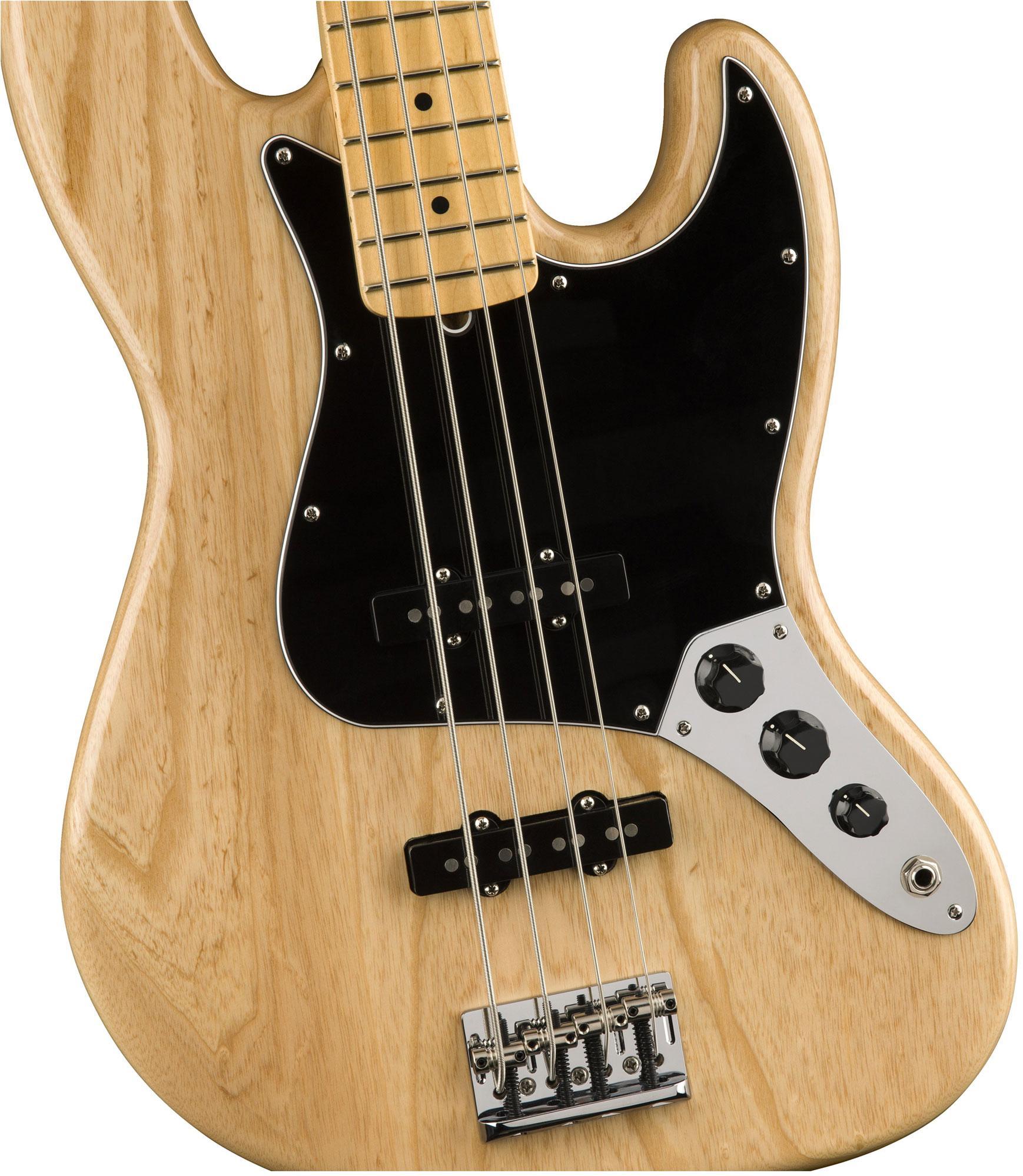 Fender American Pro Jazz Bass MN NAT