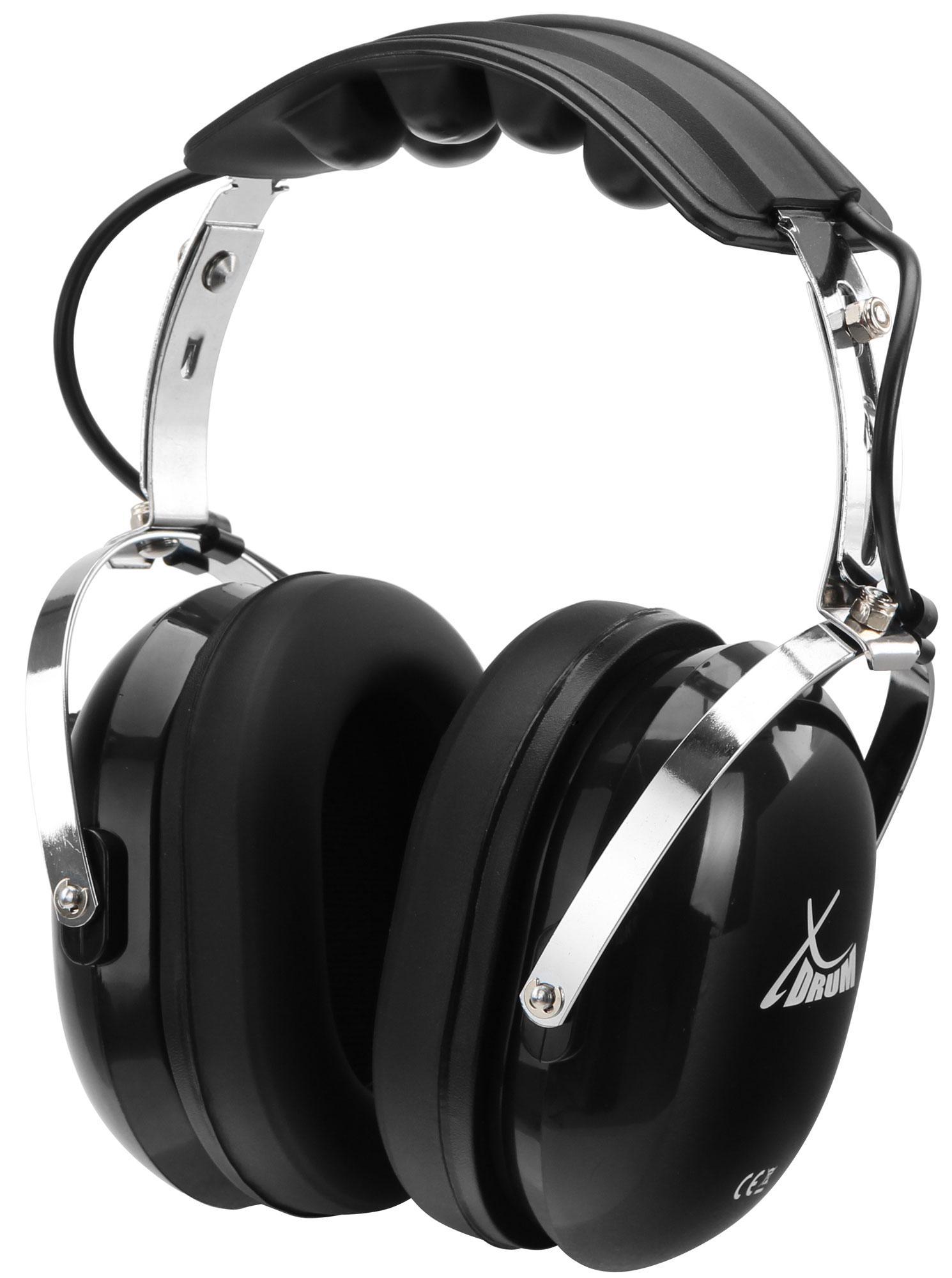 XDrum IH-1 Stereo cuffie antirumore - Icon 3 ... e74c82199dd3