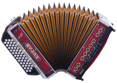 Zupan Vanessa S72 Harmonika