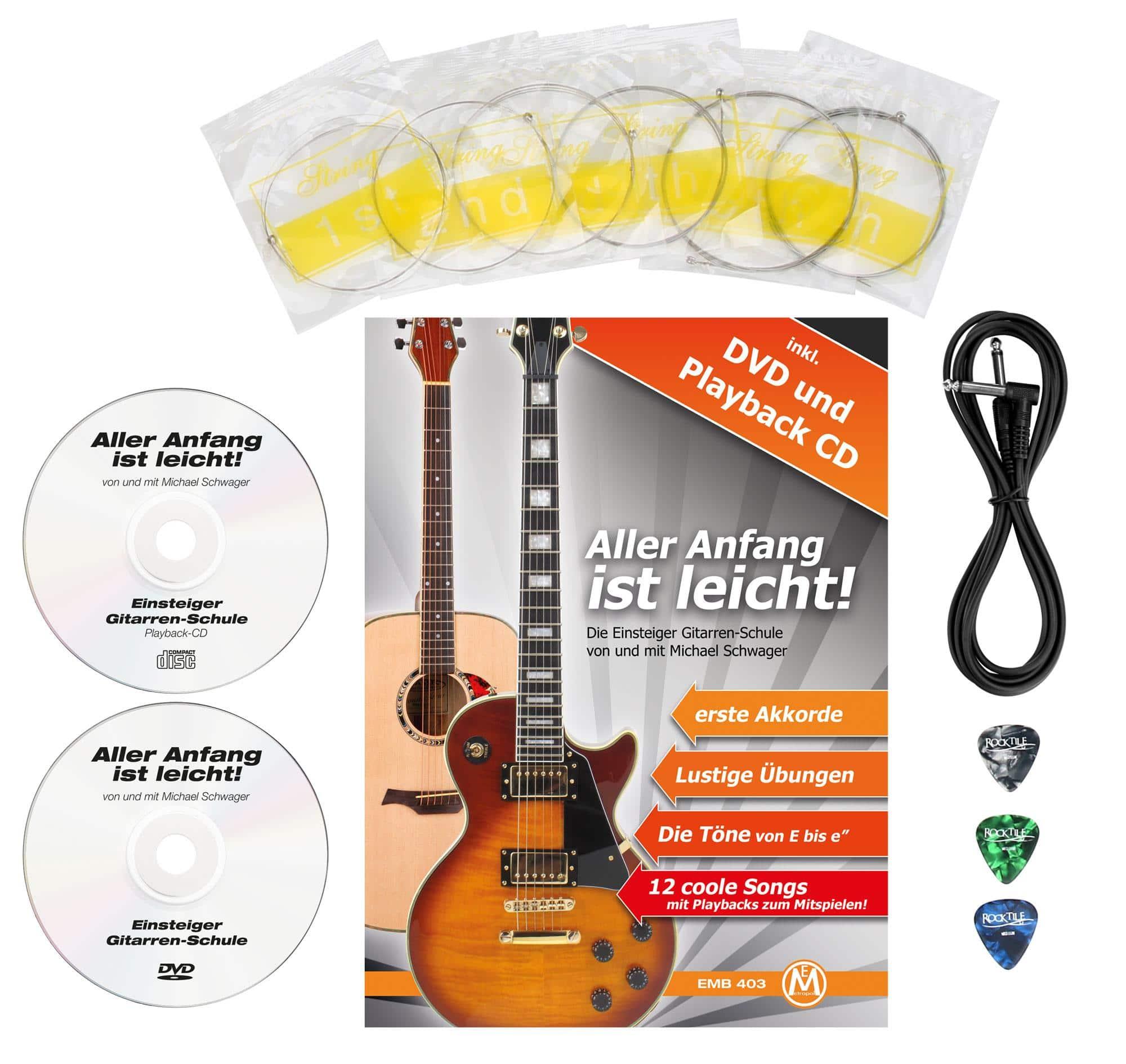 6 Bridge Pins Sattel Steg Sattel Bone für Westerngitarre schwarz Farbe  ZP