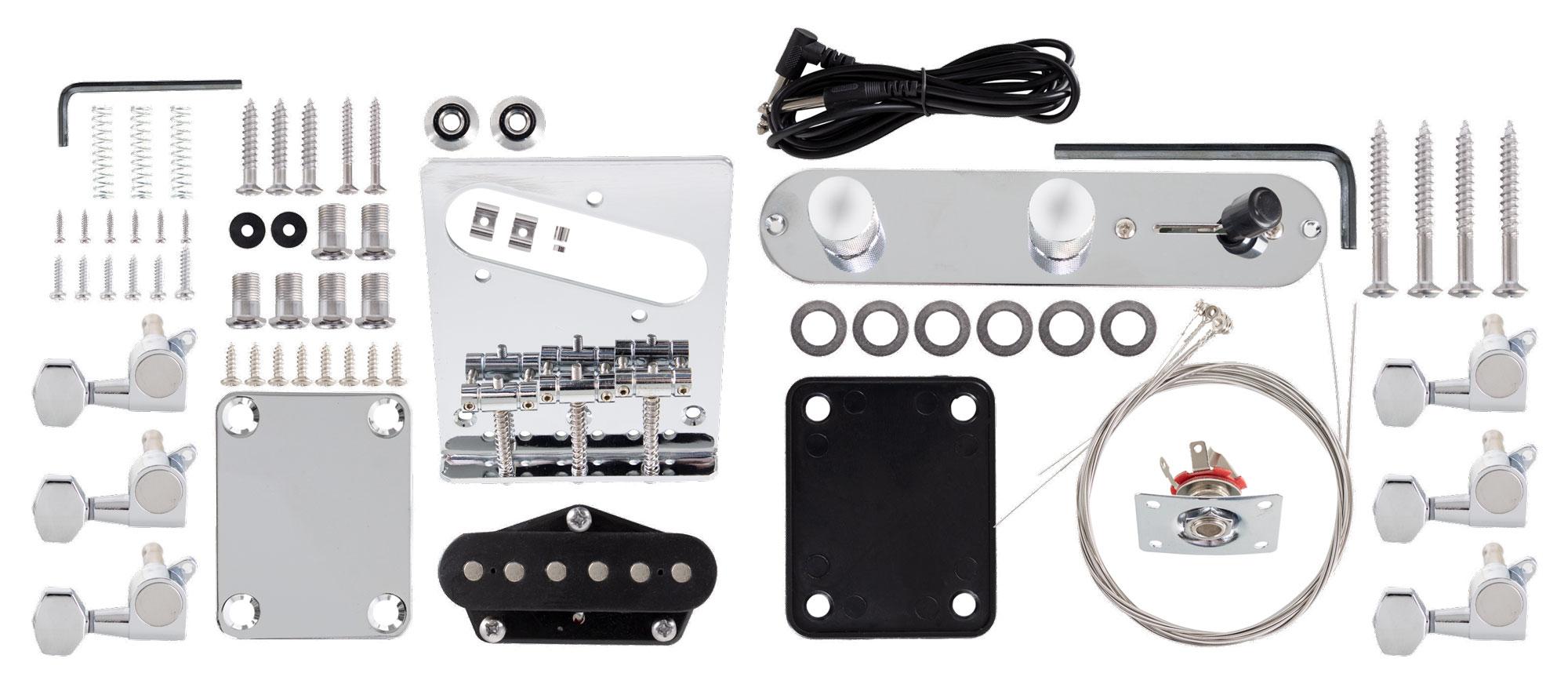 Rocktile E-Gitarren Bausatz TL-Style
