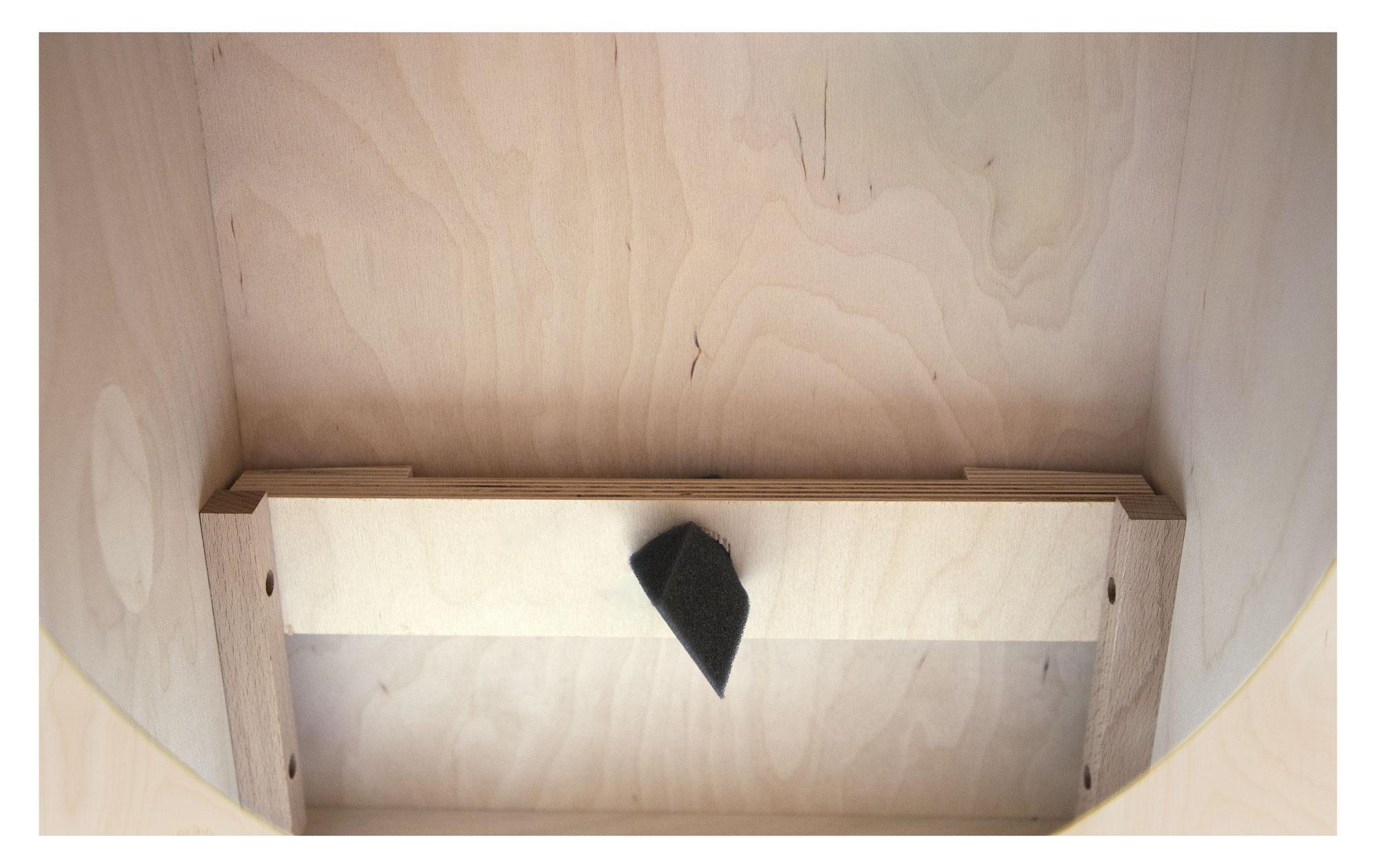 Top XDrum GS-20B Gran Sonido Black Cajon für Einsteiger mit Snare Gigbag /& Noten