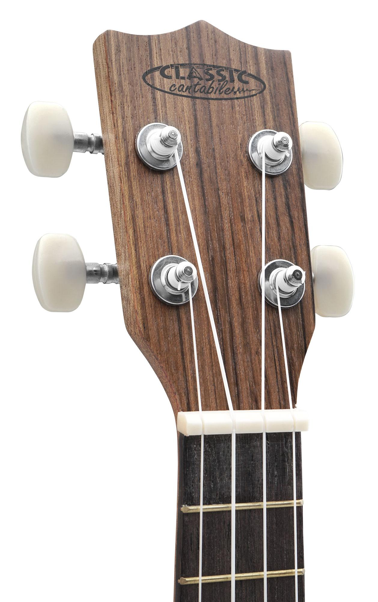 Classic Cantabile Ukulele Sopran Walnut Set Incl Fingering Chart Fernandes Guitar Wiring Diagram Icon 5