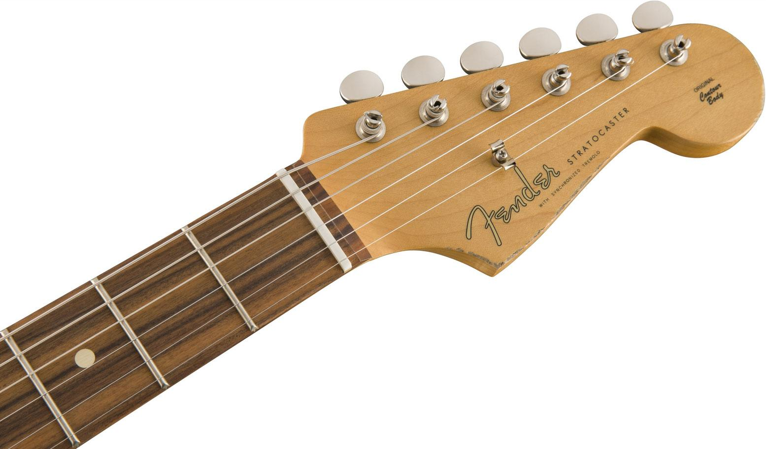 Fender Road Worn \'60s Strat PF OWT