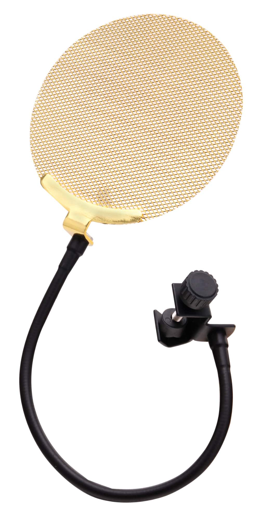 Pronomic Cm 22 Large Diaphragm Microphone Set Incl Stand Gold Pop Home Network Using Electrical Wiring On Popscreen Screen