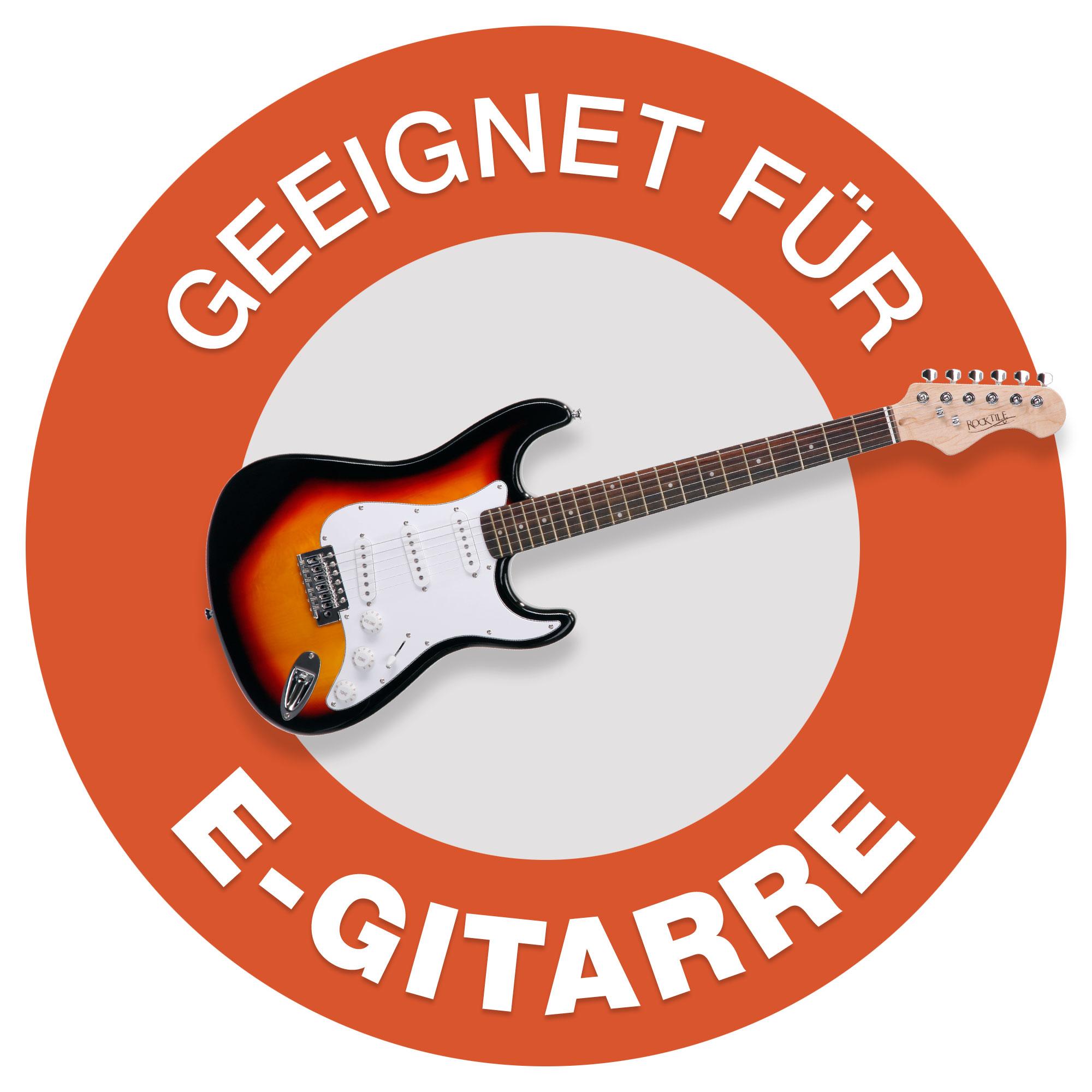 dünn Allgemeine Rechteckform E Gitarren Ausgangsbuchsen Sockelplatte
