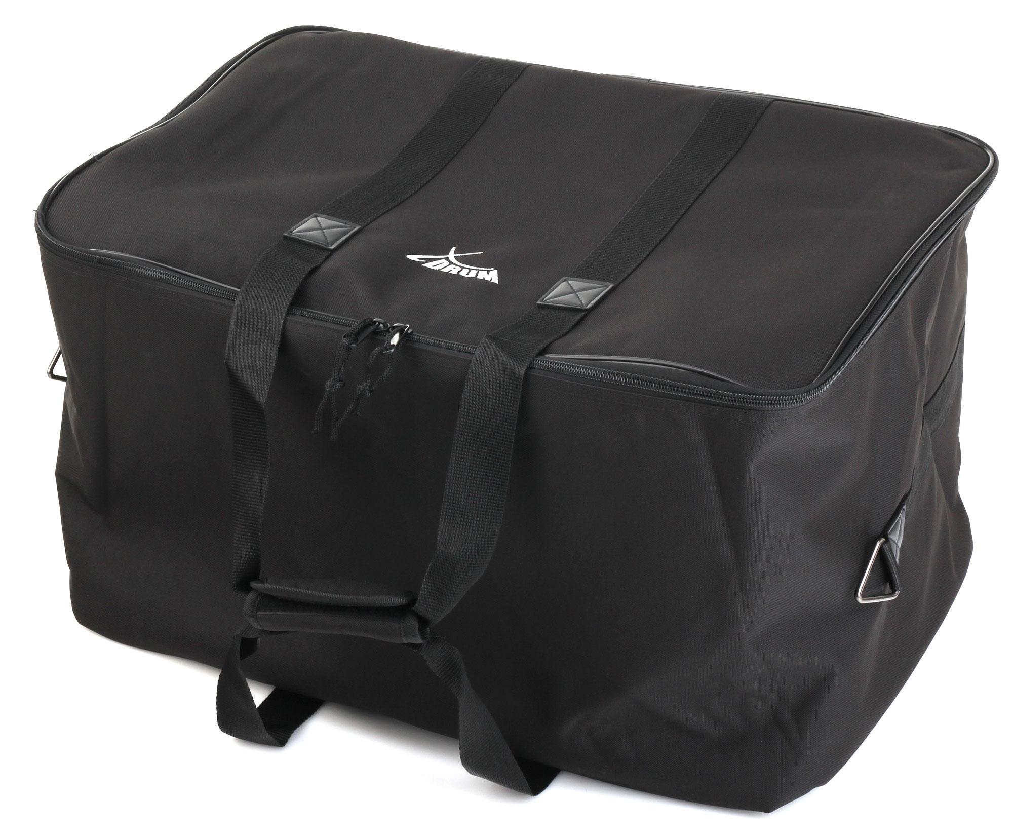 Schlagwerk Cajon X-One CP-107 Fingerprint inkl Rucksack Tasche und Sitzpad