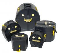 """Hardcase HFUSION-2 Drumset Case Set 20"""", 10"""", 12"""", 14"""" & 14"""""""