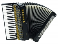Hohner Atlantic IV/120 Akkordeon - 1A Showroom Modell (Zustand: wie neu)