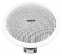 Omnitronic CSE-6 Deckenlautsprecher Weiß