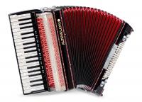 Alpenklang Pro accordéon IV 96 MHR noir