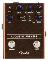 Fender Acoustic Preverb Pedal