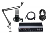 Steinberg UR44 USB Audio-Interface PC Set