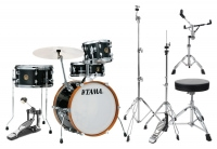 Tama LJK48S-CCM Club Jam Kit Charcoal Mist Set inkl. Hardware