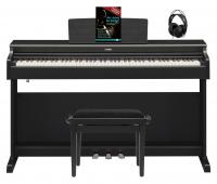 Yamaha YDP-164 B Arius E-Piano Set Schwarz matt