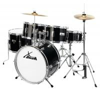 XDrum Junior Pro Kids Drum SET Black