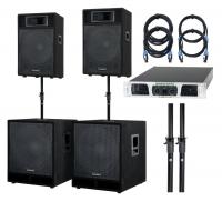 McGrey Powerstage-4400 système de sonorisation PA 4400 Watt