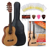 La Mancha Rubinito CM/53 1/2 Konzertgitarre SET