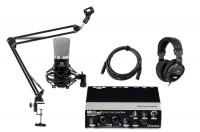 Steinberg UR22 MK2 USB Audio-Interface PC Set
