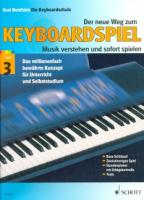 Der neue Weg zum Keyboardspiel Band 3