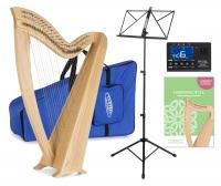 Classic Cantabile H-29 Keltische Harfe 29 Saiten Set