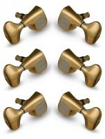 Taylor Tuners Gotoh Antique Gold Mechaniken