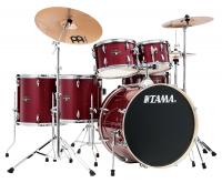Tama IE62H6W-CPM Imperialstar Drumkit Candy Apple Mist