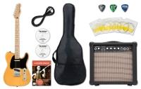 Fender Squier Affinity Tele MN BTB Starter Set