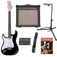 Rocktile Pro ST3-BK Lefty Set Guitares Eléctriques