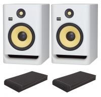 KRK ROKIT RP8 G4 White Noise ISO Set